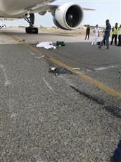 «الكويتية»: وفاة فني دهسا أثناء سحبه لإحدى طائرات الشركة