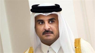 أمير قطر يتلقى اتصالا من رئيس وزراء البحرين بمناسبة شهر رمضان