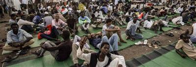 مساعدات مصرية عاجلة للسودان