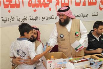 جهود إنسانية حثيثة تبذلها «زكاة سلوى» داخل وخارج الكويت