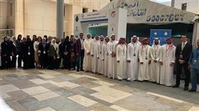 قسم هندسة البترول بالجامعة نظم يوم الملصق لمشاريع الطلبة الخريجين