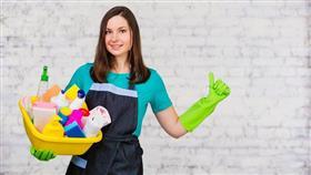 7 نصائح لتنظيف ورق الجدران