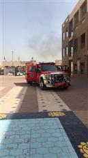 «التربية»: حريق بسيط بإحدى وحدات التكييف في مدرسة فهد العسكر الابتدائية بنين بالعاصمة
