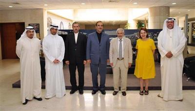 إيران: إنسانية الكويت يحتذى بها في المنطقة