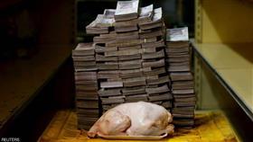 التضخم في فنزويلا يسجل 1300000 في المئة