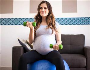 5 نصائح لرياضة صحية أثناء الحمل