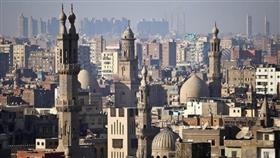 الحكومة المصرية توجه بطلاء واجهات المباني بلون واحد