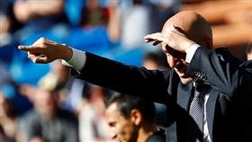 زيدان يعلن أول الراحلين عن ريال مدريد