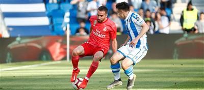 ريال مدريد يستمر في التعثر بالخسارة من سوسيداد