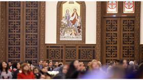مصر: مقتل رجل دين قبطي رميًا بالرصاص داخل كنيسته