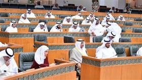 مجلس الأمة يوافق على رسالتين واردتين إليه