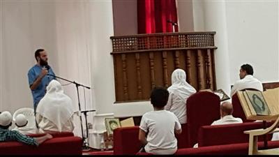 التنمية الاجتماعية بجمعية صندوق إعانة المرضى تقيم 12محاضرة توعوية بالمساجد