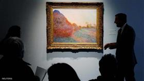 لوحة زيتية بـ110 ملايين دولار