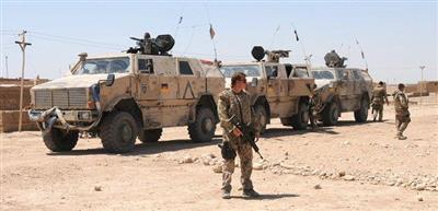 ألمانيا توقف تدريبات الجيش العراقي بسبب تصاعد التوتر في المنطقة
