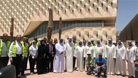 جامعة الكويت تتسلم أول كلية في «صباح السالم» الجامعية