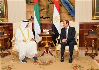 السيسي: أمن الخليج العربي جزء لا يتجزأ من أمن مصر القومي