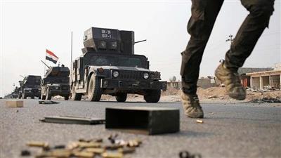 مقتل خمسة من عناصر الشرطة العراقية في هجوم مسلح جنوب غربي كركوك