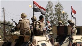 الجيش المصري: القضاء على 47 تكفيريا في عمليات متفرقة بسيناء
