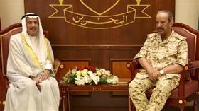 قائد قوة دفاع البحرين يشيد بالعلاقات الأخوية مع الكويت