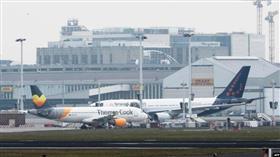 تعليق الرحلات من وإلى مطار بروكسل الدولي