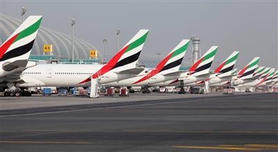 أربعة قتلى في تحطم طائرة صغيرة في دبي