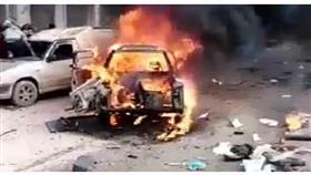 قتيل وجرحى إثر انفجار سيارة مفخخة في منبج السورية