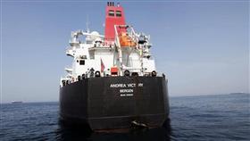 إحدى السفن التي تعرضت للتخريب