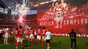 بنفيكا يتوّج بطلًا للدوري البرتغالي للمرة الـ37 في تاريخه