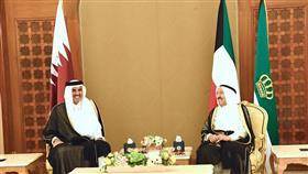 عمق العلاقات الكويتية - القطرية