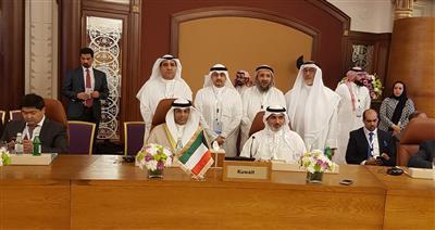 وزير النفط يؤكد التزام الكويت باتفاق خفض الإنتاج لخلق توازن بأسواق النفط