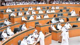 «التشريعية» تنتهي من تقرير دستورية استجواب سمو الرئيس نهاية الشهر المقبل