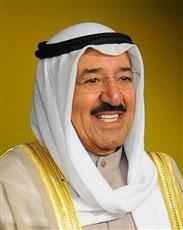 سمو أمير البلاد يقيم مأدبة إفطار على شرف ملك الأردن