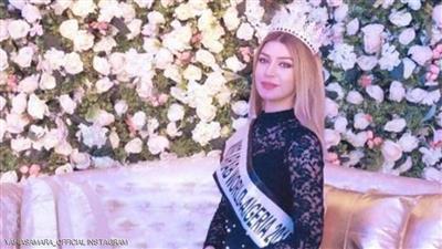 جزائرية تتوج «ملكة جمال العرب»