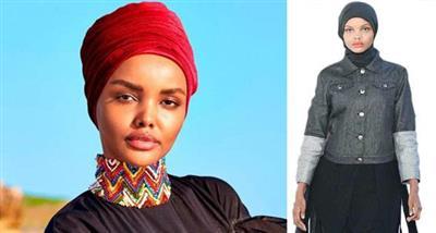 حليمة عدن.. من ملكة جمال إلى عارضة أزياء