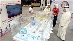 «الهلال الأحمر»: توفير حضانات الاطفال الخدج في عدة مستشفيات يمنية