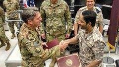 قطر والولايات المتحدة توقعان اتفاقية اجراءات العمل الثابتة لقوات «الناتو»