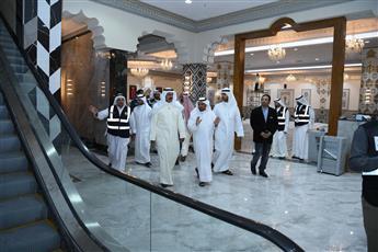 محافظ حولي: رعاية بيوت الله علامة للكويت منذ نشأتها وإدارة مساجد حولي لها جهود متميزة