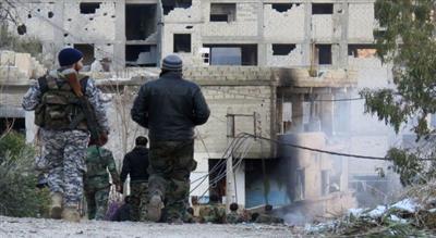 واشنطن تدعو إلى وقف إطلاق النار في إدلب