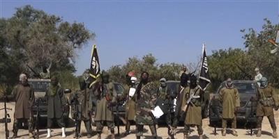 تنظيم داعش في غرب أفريقيا