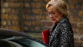 الوزيرة البريطانية المستقيلة أندريا ليدسوم