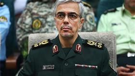رئيس هيئة الأركان العامة للقوات المسلحة الإيرانية اللواء محمد باقري