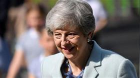 رئيسة الوزراء البريطانية قد تعلن اليوم موعد استقالتها