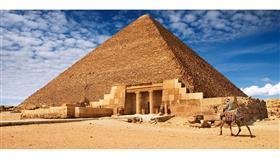 مصر.. العثور على أداة استخدمت في بناء هرم «خوفو» قبل 4500 عام
