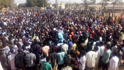 دعوات لـ «اضراب عام» في السودان