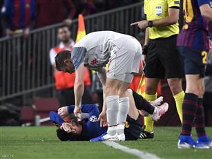 مباراة برشلونة وليفربول شاهدة على معركة «البرغوث» و«الحمار»