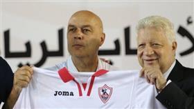 مرتضى منصور: طلبت من لاعبي «الزمالك» تجاهل جروس في مواجهة «نهضة بركان»
