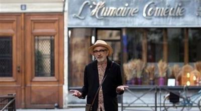 المخرج إيليا سليمان يفسر مغزى الكوميديا الصامتة في فيلمه