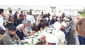 المساعدات الكويتية ترسم ابتسامات العيد على وجوه المحتاجين