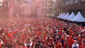 المشجعون الإنجليز يجتاحون شوارع مدريد قبل نهائي الأبطال