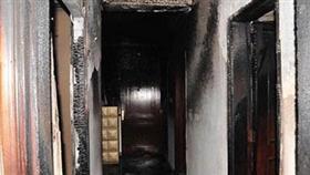 الاطفاء: السيطرة على حريق عمارة بالسالمية وفتح تحقيق لمعرفة ملابساته